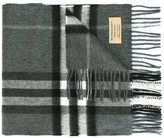 Burberry giant icon check scarf - men - Cashmere - One Size