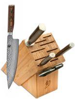 Shun Premier 6-Piece Knife Block Set