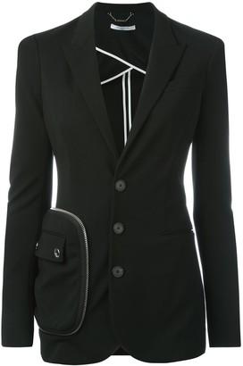 Givenchy pocket detail blazer