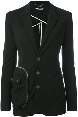 Givenchy Pocket Detail Blazer