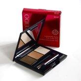 Shiseido Luminizing Satin Eye Color Trio - # BR307 Strata - 3g/0.1oz