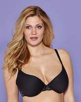 Naturally Close T Shirt Wired Spacer Bra Black