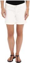 DL1961 Karlie Boyfriend Shorts in Marble