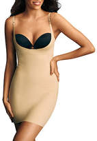 Maidenform Ultimate Slimmer Wear Your Own Bra Shapewear Slips - 2541