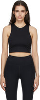 Thumbnail for your product : Girlfriend Collective Black Dylan Sports Bra