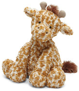 Jellycat Medium Fuddlewuddle Giraffe Stuffed Animal, Tan/Cream