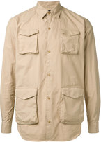 Undercover pocket front shirt - men - Cotton - 2