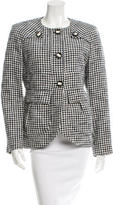 RED Valentino Patterned Jacket