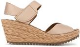 Pedro Garcia open toe wedge heel sandals