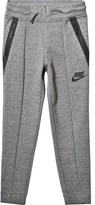 Nike Grey Sportswear Tech Fleece Track Pants