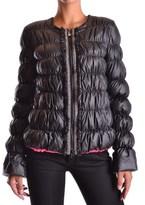Blugirl Women's Black Polyamide Down Jacket.