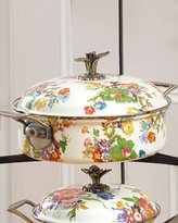 Mackenzie Childs MacKenzie-Childs Flower Market 5-Quart Lidded Casserole