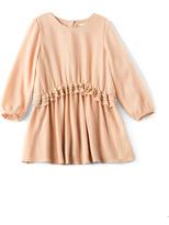 Chloé Kids Couture Crepe Stud Dress