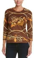 J.Mclaughlin Catalina Cloth Top.
