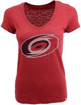 '47 Women's Short-Sleeve Carolina Hurricanes Scrum Hockey T-Shirt