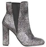 Steve Madden Women's Multicolor Glitter Ankle Boots.