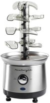 Nostalgia Electrics Nostalgia Electronics Stainless Steel Cascading Chocolate Fondue Fountain
