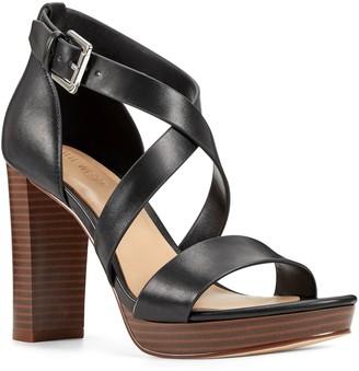 Nine West Deanne Women's Strappy Platform Sandals