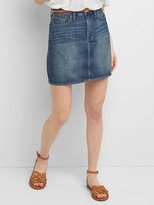 Gap Tencel® mini pencil skirt