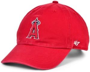 '47 Kids Los Angeles Angels On-Field Replica Clean Up Cap