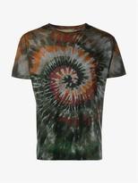 Valentino Tie-dye Cotton T-shirt