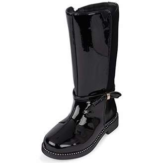 Children's Place The Girls' Tall Knee High Boots Fashion