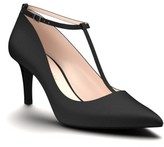Women's Shoes Of Prey T-Strap Pump