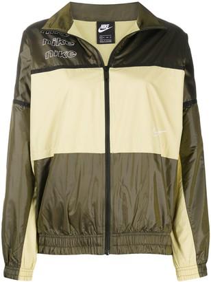 Nike Zip-Up Tracksuit Jacket