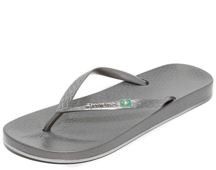 Ipanema Brillian Brazilian Flip Flops