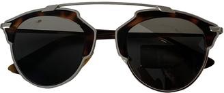 Christian Dior So Real Metallic Metal Sunglasses