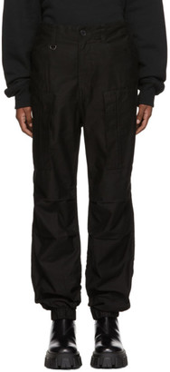 Ambush Black Flight Cargo Pants
