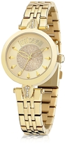 Just Cavalli Just Florence Gold Tone Stainless Steel Women's Watch