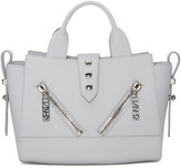 Kenzo Grey Mini Kalifornia Duffle Bag