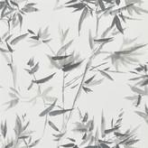 Designers Guild Shanghai Garden - Bamboo Wallpaper - PDG652/07 Graphite