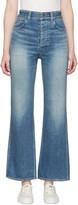 Visvim Blue Social Sculptress Jeans