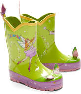 Kidorable Chartreuse Fairy Rain Boot