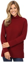Vince Camuto Long Sleeve Turtleneck Ribbed Sweater