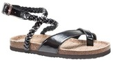 Women's MUK LUKS® Estelle Footbed Sandals