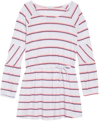 Splendid Heather Stripe Dress (Big Girls)