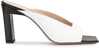 Wandler Isa open-toe sandals