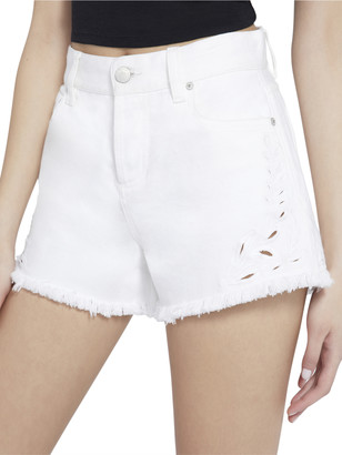 Alice + Olivia Amazing Embroidered Short