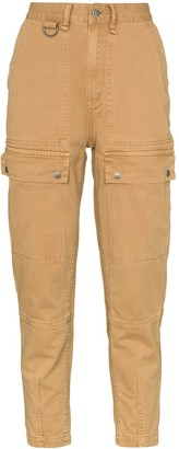 Ksubi High-Waisted Trousers
