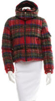 Junya Watanabe Mohair & Wool-Blend Jacket w/ Tags