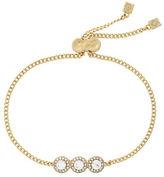 Cole Haan Three Stone Bracelet
