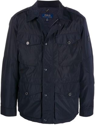 Polo Ralph Lauren Four-Pocket Lightweight Jacket