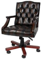 Eichholtz Gainsborough Desk Chair Brown