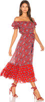 Carolina K. Alexa Dress in Red. - size XS (also in )