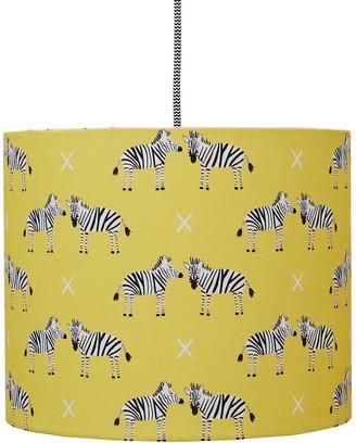 Zebras Lampshade Medium