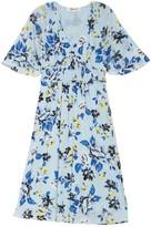 Diane von Furstenberg Nala Floral Print Dress