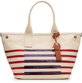 Marc by Marc Jacobs Large Tote Stripes